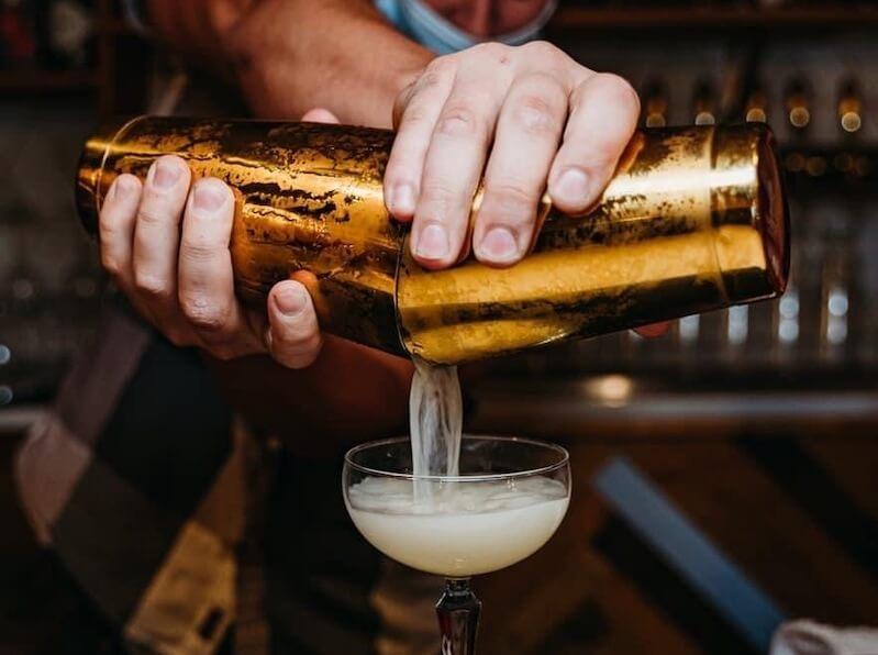 bottle tree cocktail